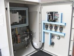 Automated control unit