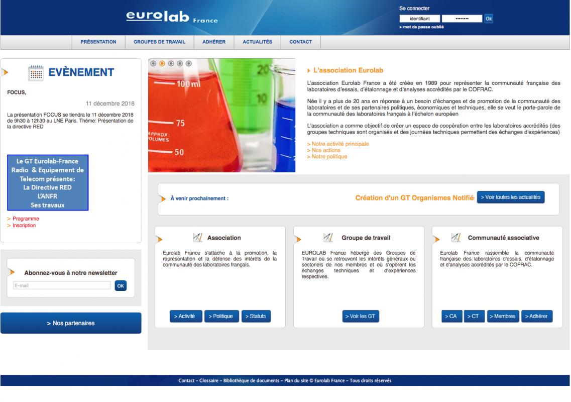 Eurolab France
