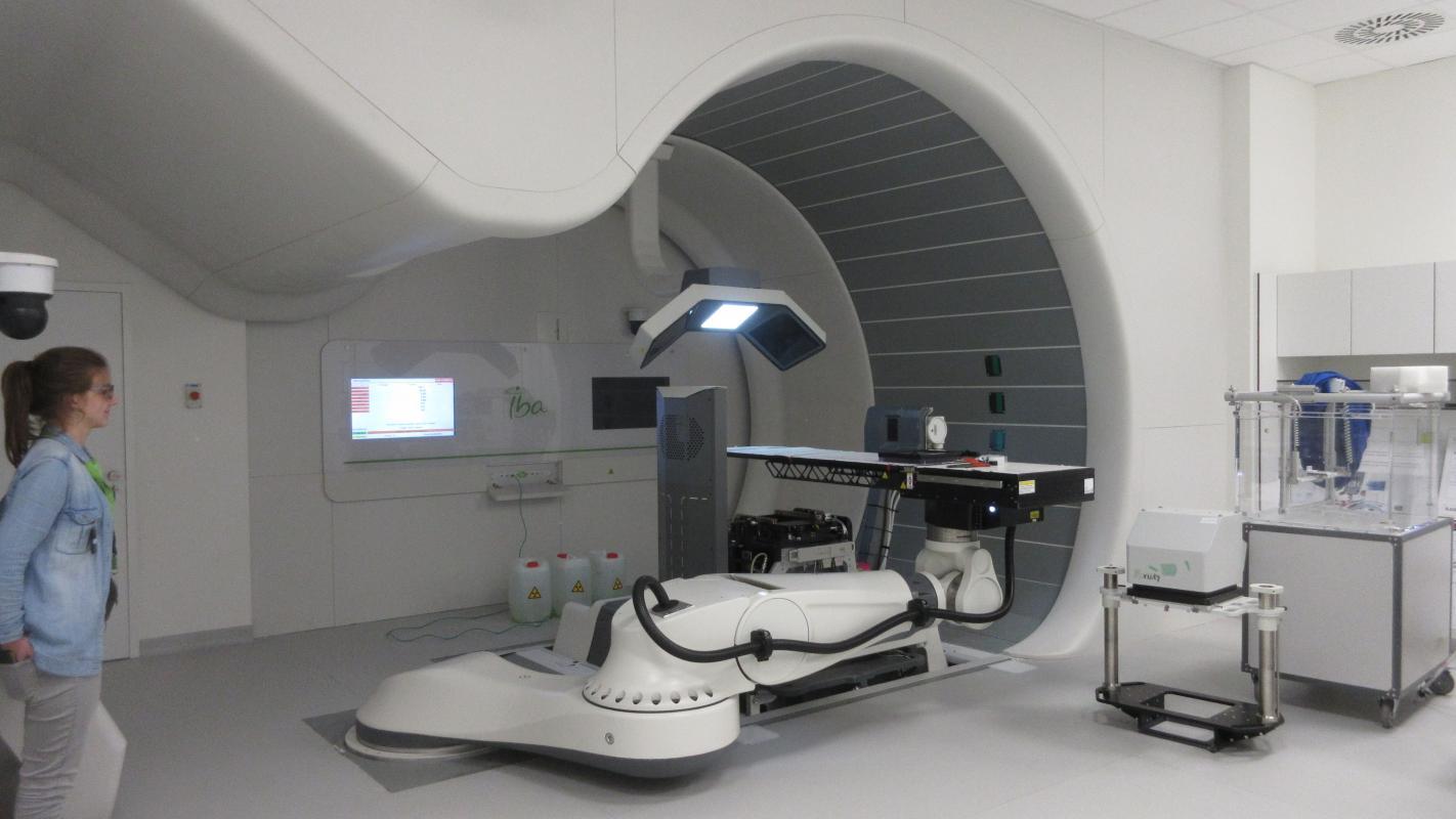 Proteus One (IBA) - exemple d'une démarche d'incorpartion d'essais sur site réussie