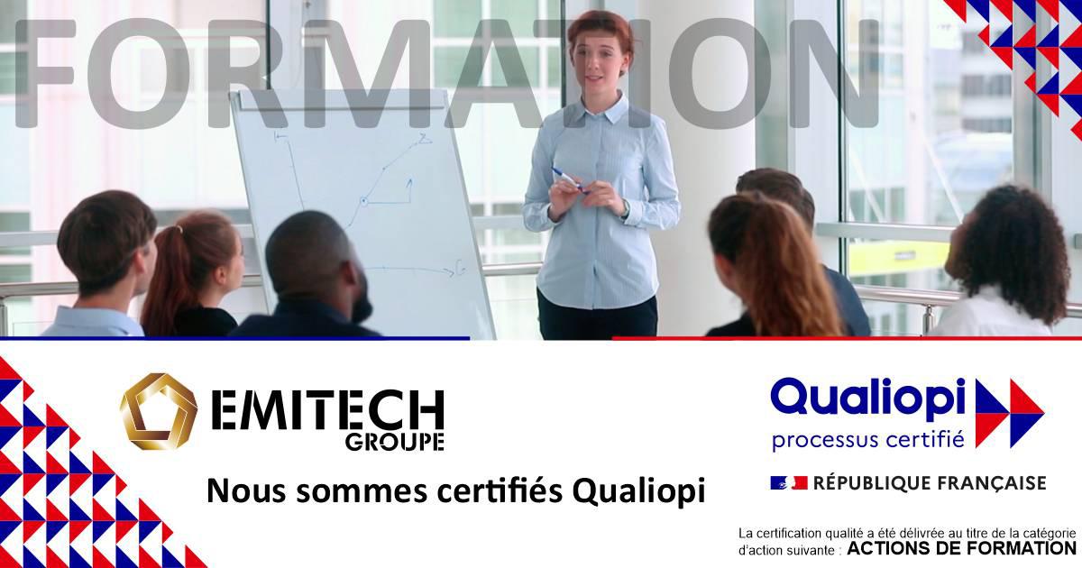 Certification Qualiopi - Actions de formation
