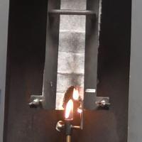 Essai feu intérieurs cabines et compartiments cargo