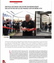 Industrie Inauguration Montigny
