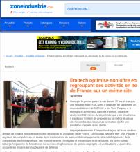 Zoneindustrie Montigny