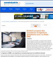 Zoneindustrie Ingenierie EMC