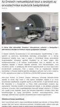Test incorporation newtechnologyhungary