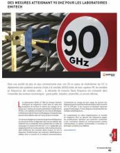 90GHz industrie