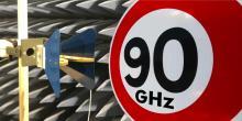 Chaines de mesures jusqu'à 90 GHz