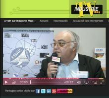 Interview salon du Bourget
