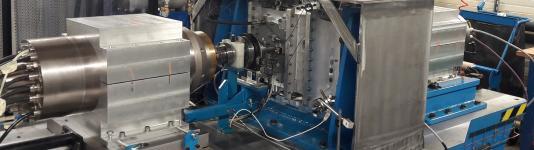 Banc haute dynamique - composant e-machine 48V